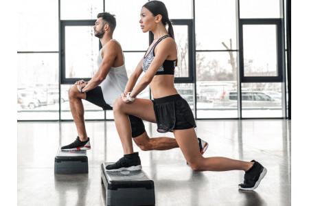Упражнение степпер. Тренировочные эффекты