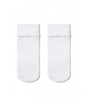 Носки для девочек нарядные CE BONY, р.18-20, bianco