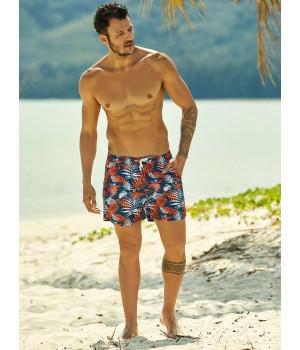 Мужские пляжные шорты Henderson Hike Арт.: 37837, 2XL, Blu