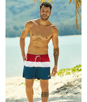Мужские пляжные шорты Henderson Heat Арт.: 37835, 2XL, Navy