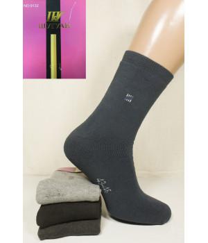 Махровые мужские носки ШУГУАН высокие Арт.: 9132 / Упаковка 12 пар /, 40-43, Ассорти цветов