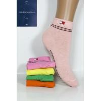 Стрейчевые детские носки TOMMY HILFIGER средней высоты Арт.: 573699-3, , Яркое ассорти