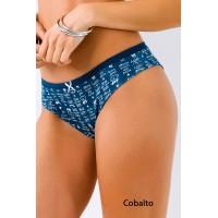 Женские трусики-бразилиано JADEA Intimo Artu Арт.: 6118, 4, Cobalto