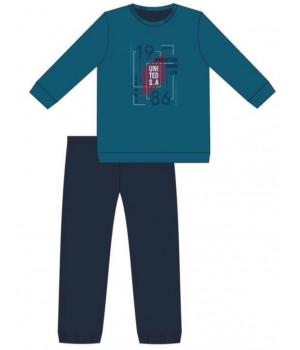 CORNETTE YOUNG KY-999/41 BRONX S-170 морская пижама