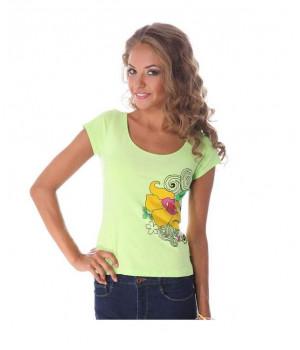 Женская футболка ATLANTIC LVS-293