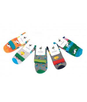 Носки MORE 078 35-38 mix kolorów