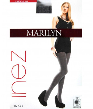 Женские колготки MARILYN INEZ A01 80