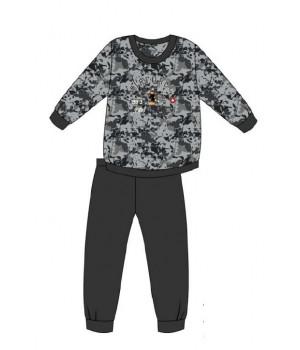 CORNETTE CHŁ KY-454/118 AIR FORCE 134-140 графитовая пижама