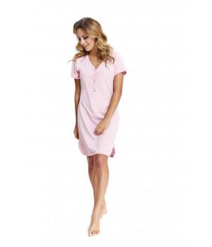 Женская ночная сорочка DOBRANOCKA 9505 M róż jasny