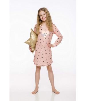 Ночная сорочка для девочки TARO 1014 MALINA AW19