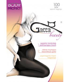 LEGGINSY GATTA BODY PROTECT 100 2 nero