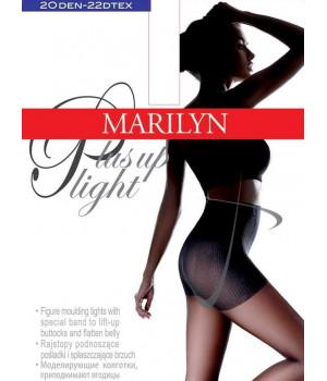 Женские колготки MARILYN PLUS UP LIGHT 20