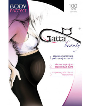 Колготки GATTA BODY PROTECT 100 2 nero