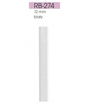 Бретели для бюстгальтера JULIMEX RB-274 TAŚMA 12MM uniwersalny biały