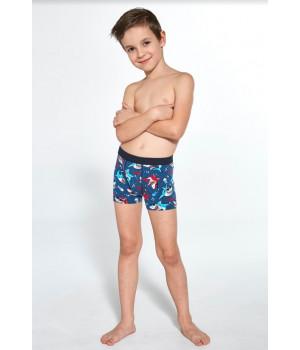 SZORTY CORNETTE KY-700/108 134-140 jeans