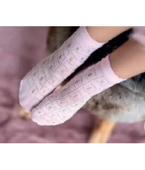 Носки DZIEWCZĘCE KNITTEX LOP uniwersalny rosa
