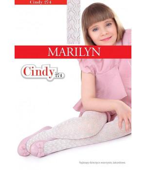 Женские колготки MARILYN CINDY 274
