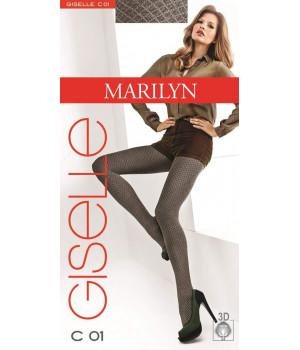 Женские колготки MARILYN GISELLE C01 80