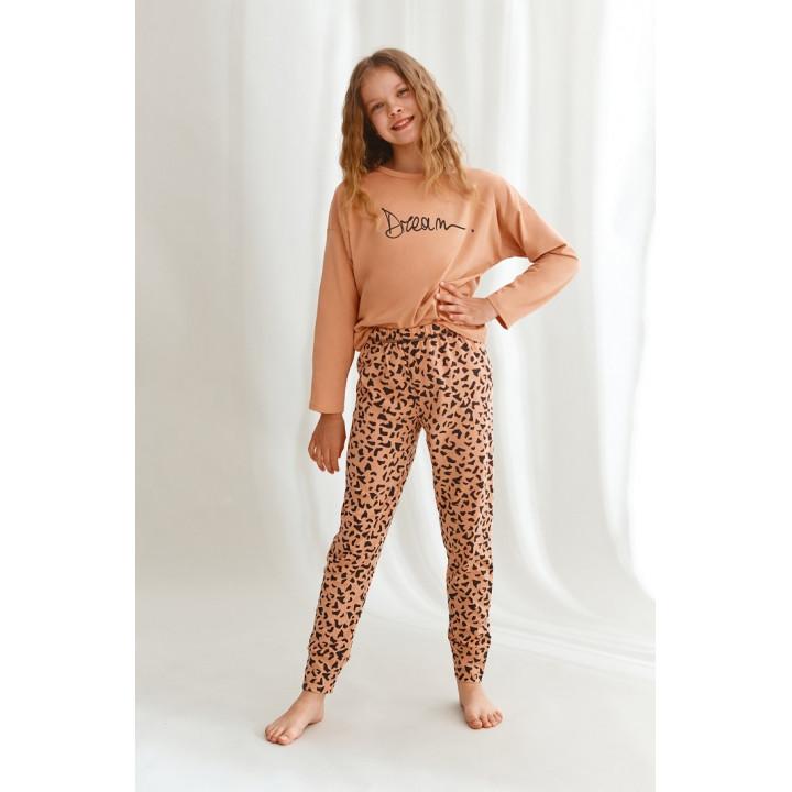 Пижама TARO 2618 SUZAN 02 AW22 158 коричневый