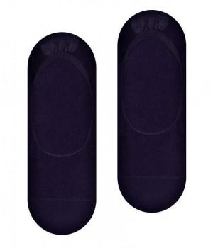 SKARPETY STEVEN 036 DAMSKIE 38-40 czarny