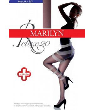 Женские колготки MARILYN RELAX 20 XL