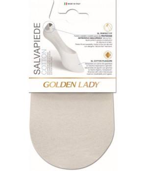 Стопки GOLDEN LADY COTTON 6N S / M nero