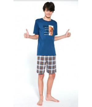 PIŻAMA CORNETTE KY-551/35 S jeans