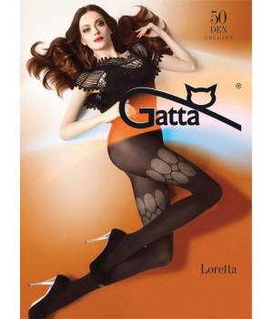 Колготки GATTA LORETTA 50WZ 89 4 nero