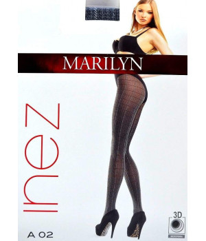 Женские колготки MARILYN INEZ A02 80