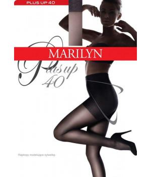 моделирующие колготки MARILYN PLUS UP 40 XL 5 nero