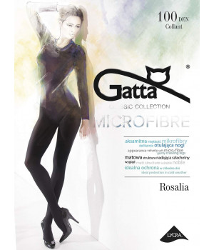 Пьесы GATTA ROSALIA 100 2-4 2 nero