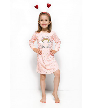 Ночная сорочка для девочки TARO 1014 MALINA AW18