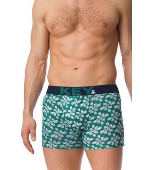Мужские шорты KEY MXH-798 B20 M зеленые