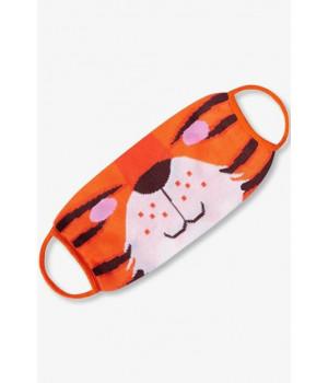 STEVEN CHILD TIGER MASK универсальный оранжевый