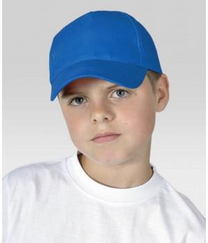 Бейсболка для мальчика Promostars Classic Kid 31009, хлопок/полиэстер