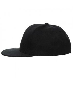 Мужская черная кепка Promostars RAP 31770-26