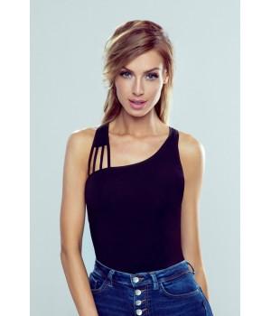 Женская модная маичка на широких бретелях Eldar Iman Active