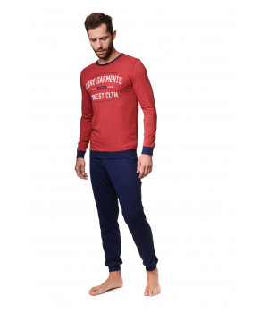Пижама MĘSKA AGENT 39254