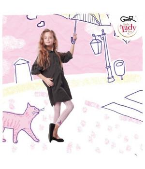 NIKA LEGGI - Leggingsy детский с рисунком 60 DEN