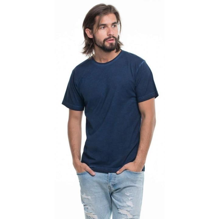 Мужская футболка с эффектом потертости Promostars Smoky 21320