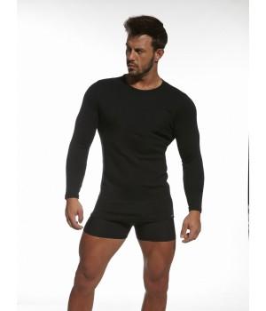 Мужская футболка с длинным рукавом Cornettea HE 525, хлопок