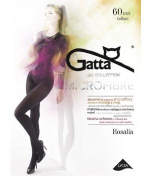 Женские матовые колготки GATTA ROSALIA MICROFIBRA 60 DEN XL