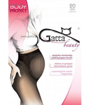 Женские колготки для беременных GATTA Боди PROTECT 20 DEN