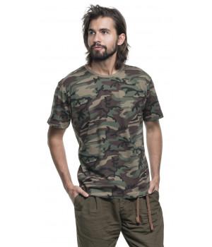 Мужская камуфляжная футболка Promostars Moro 21350