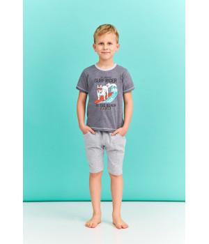 Домашний комплект для мальчика с карманами Taro 2215 Alan 104-116