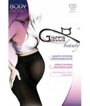 Женские колготки для беременных GATTA Боди PROTECT 100 DEN