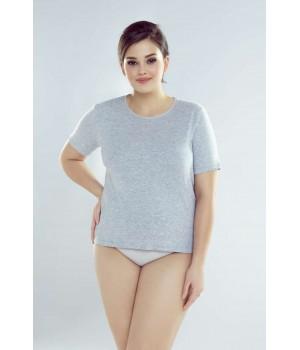 Женская футболка с коротким рукавом Eldar Natasza, хлопок ПЛЮС