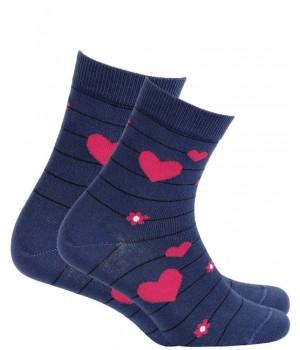 KIDDY - носки с рисунком 2-6 лет для девочек