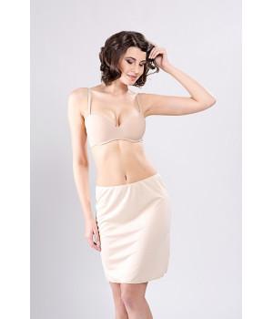 Женский подъюбник с плоскими швами Hanna Style 15-02 (48 см)