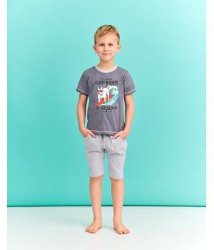 Домашний комплект с карманами для мальчика Taro 2216 Alan